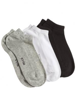 Сет из 3 пар носков OSTIN
