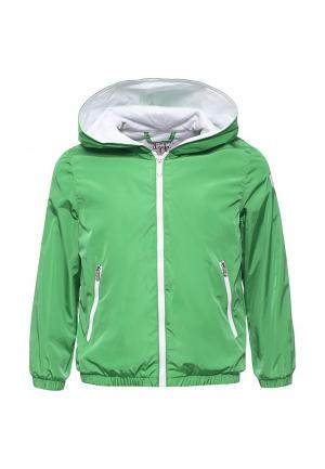 Куртка Il Gufo. Цвет: зеленый
