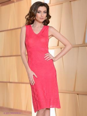 Платье La Reine Blanche. Цвет: фуксия