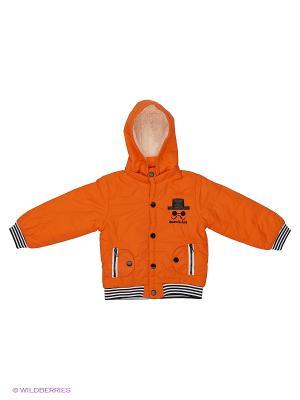 Куртка Patano. Цвет: оранжевый