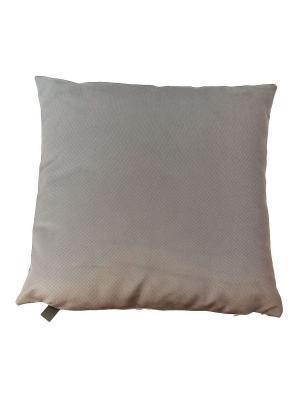 Декоративная подушкаНоктюри LACCOM. Цвет: фиолетовый, светло-серый