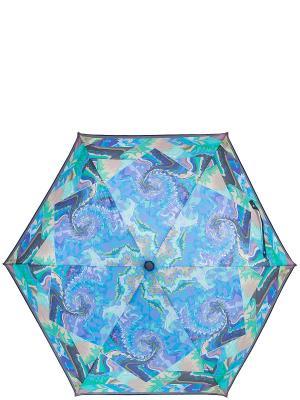 Зонт Labbra. Цвет: голубой, зеленый, сиреневый