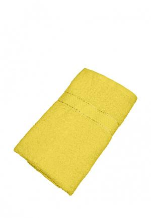 Полотенце Tete-a-Tete. Цвет: желтый