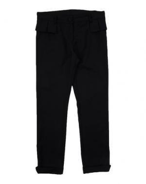 Повседневные брюки ALETTA. Цвет: черный