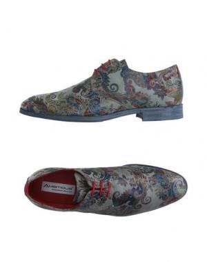 Обувь на шнурках AMBITIOUS. Цвет: светло-серый