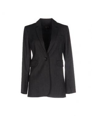 Пиджак DAKS LONDON. Цвет: свинцово-серый