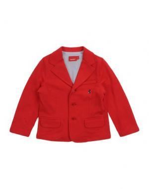Пиджак FERRARI. Цвет: красный