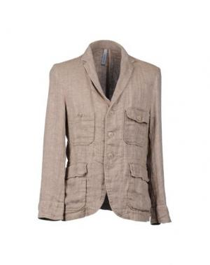 Пиджак J.W. TABACCHI. Цвет: песочный
