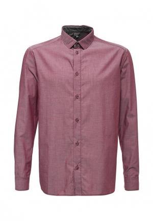 Рубашка RPS. Цвет: бордовый