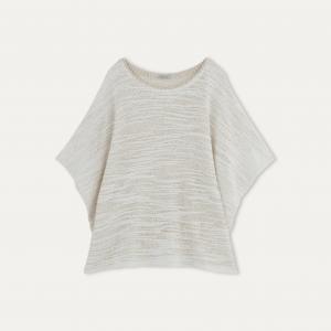 Пуловер LEHM MES DEMOISELLES. Цвет: белый
