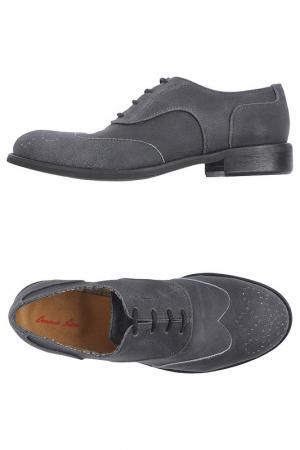 Ботинки Emma Lou. Цвет: серый