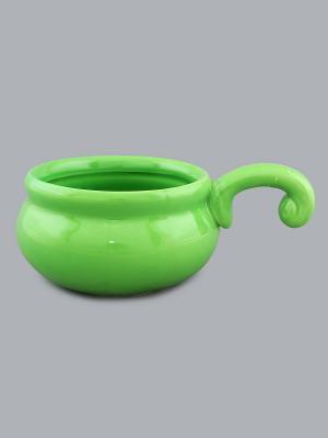 Жюльенница -кокотница Зеленая Elan Gallery. Цвет: зеленый