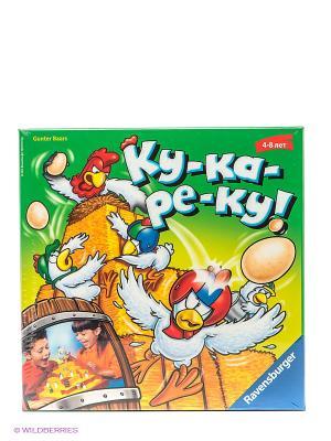 Настольная игра Кики Рики Ravensburger. Цвет: зеленый