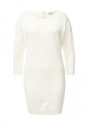 Платье Bruebeck. Цвет: белый