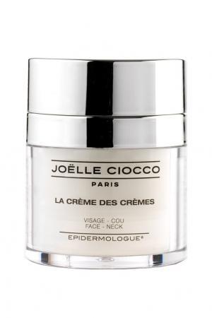 Активный противовозрастной крем для лица, шеи, зоны декольте LA CREME DES CREMES, 30 ml Joëlle Ciocco. Цвет: multicolor