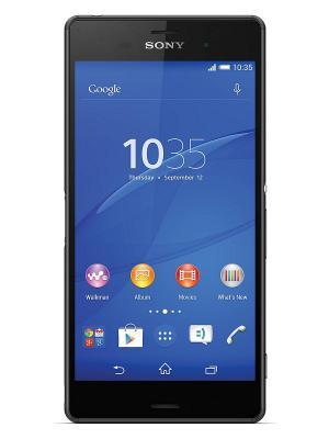 Смартфон Sony D6603 Xperia Z3 черный. Цвет: черный