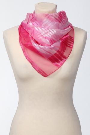 Платок Frantelli. Цвет: розовый