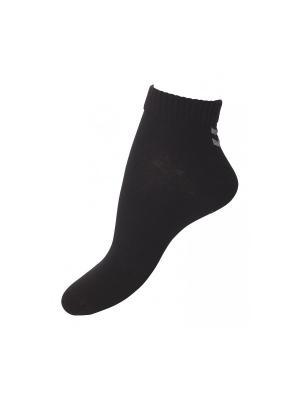 Носки  3-PACK ANCLE SOCK, HIGN HUMMEL. Цвет: черный