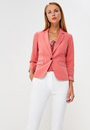 Пиджак Dorothy Perkins. Цвет: розовый