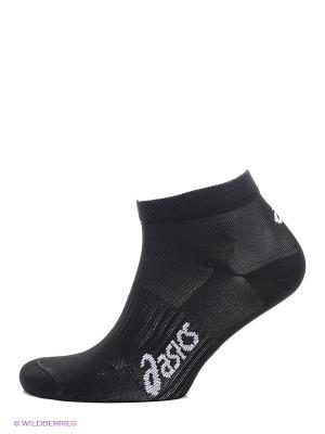 Носки 2Ppk Tech Ankle Sock, 2 пары ASICS. Цвет: черный