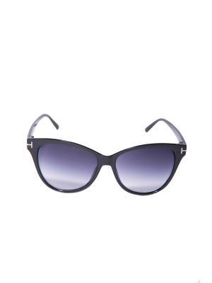 Солнцезащитные очки Mitya Veselkov. Цвет: черный