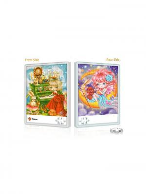 Сфера Пазлы  3D Головоломки Девочка и Пианино Склад Уникальных Товаров. Цвет: зеленый, розовый