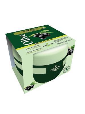 Герболив маска для всех типов волос с маслом оливы, 250мл Madis S.A.. Цвет: оливковый