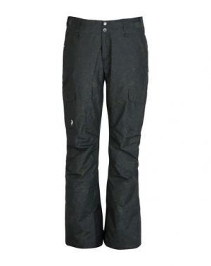 Лыжные брюки PEAK PERFORMANCE. Цвет: зеленый-милитари