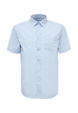 Рубашка Modis. Цвет: голубой