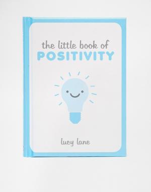 Books Книга Little Book of Positivity. Цвет: мульти