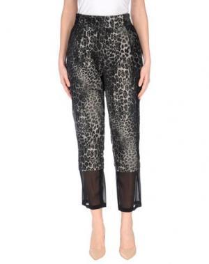 Повседневные брюки TIM VAN STEENBERGEN. Цвет: стальной серый