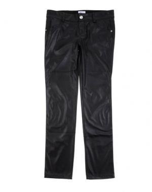 Повседневные брюки ILLUDIA. Цвет: черный