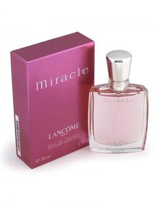 Miracle lady, Парфюмерная вода, 30 мл Lancome. Цвет: фуксия
