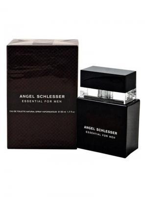 Essential men, Туалетная вода, 50 мл Angel Schlesser. Цвет: темно-коричневый
