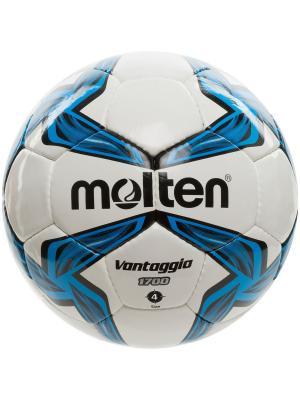 Мяч Molten. Цвет: белый, синий