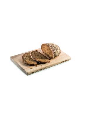 Разделочная доска Chopping Library - Bread Donkey. Цвет: коричневый
