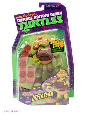 Фигурка Черепашки Ниндзя Playmates toys. Цвет: оранжевый, зеленый
