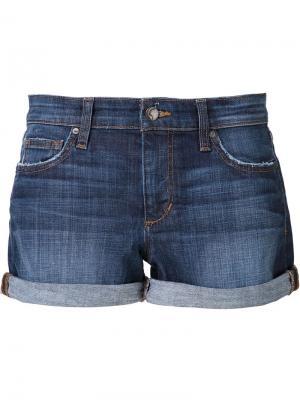 Шорты  Charlie Joes Jeans Joe's. Цвет: синий