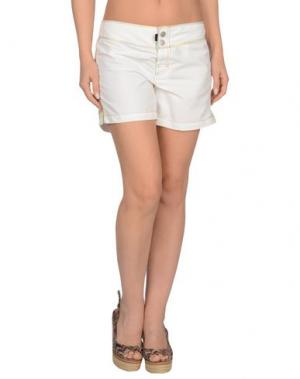 Пляжные брюки и шорты RRD. Цвет: белый