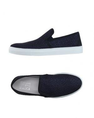 Низкие кеды и кроссовки ZERO_571. Цвет: темно-синий