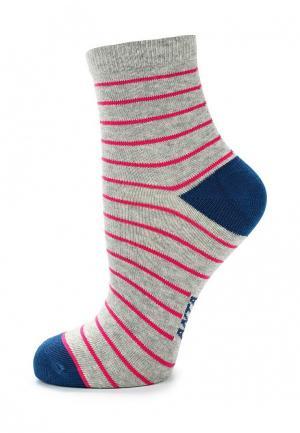 Носки Anta. Цвет: серый