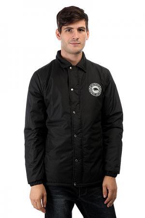Куртка  Wcoach Black Anteater. Цвет: черный