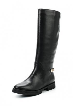 Сапоги Just Couture. Цвет: черный