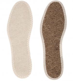 Стельки Collonil. Цвет: бежевый, коричневый