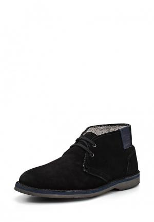 Ботинки Bikkembergs. Цвет: черный