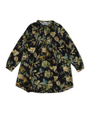 Блузка MORLEY. Цвет: темно-синий
