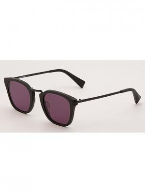 Очки солнцезащитные BLD 1702 304 Baldinini. Цвет: черный