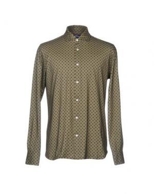 Pубашка FIORIO. Цвет: зеленый-милитари