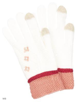 Сенсорные перчатки Punta. Цвет: белый