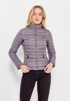 Куртка утепленная Softy. Цвет: серый